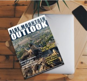 Blue Mountain Outlook Cover Example